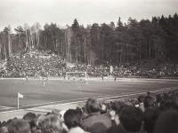 O stadionie przy Ejsmonda