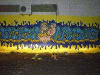 Głosujemy na najlepsze graffiti Arki w III edycji konkursu!!!