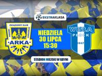 LIVE: Arka Gdynia - Wisła Płock (relacja radiowa)