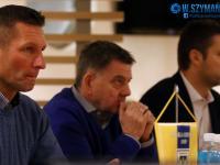 Otwarte spotkanie z prezesem, trenerami i zawodnikami Arki