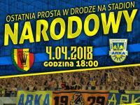 Wyjazd na półfinał Pucharu Polski.