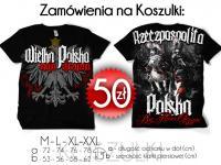Zapisy na koszulki Rzeczpospolita Polska