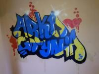 V edycja konkursu na najlepsze graffiti Arki!