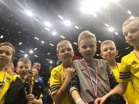 Arka Gdynia wygrywa dziecięcy Amber Cup 2017
