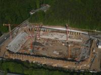 Budowa stadionu: 20 czerwca