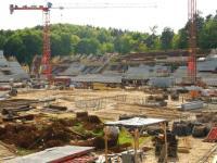 Budowa stadionu: 30 maj 2010