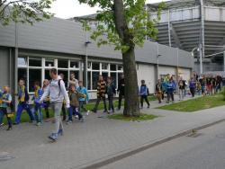 Relacja FC Prabuty z Kwidzyna