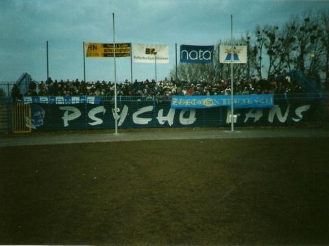 Niebiescy znów w Gdyni