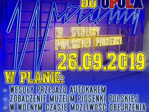 Wycieczka do Opola!