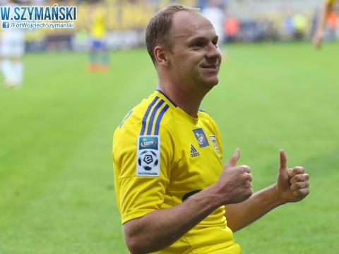Rafał z nagrodą piłkarza sezonu 2016/2017