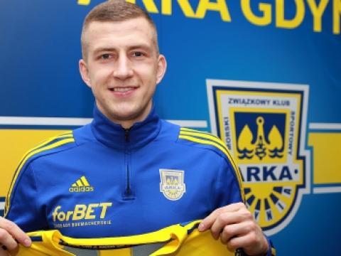 Łukasz Wolsztyński piłkarzem Arki