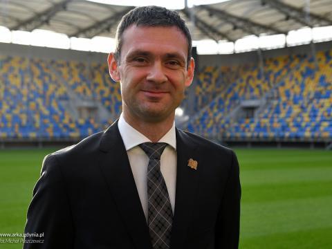 Aleksandar Rogić trenerem Arki, Krzysztof Sobieraj asystentem