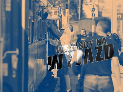 Ostatni wyjazd w tym roku. Wszyscy do Wrocławia!