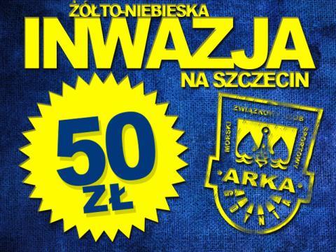 Ostatni wyjazd w roku! Arkowcy do Szczecina!