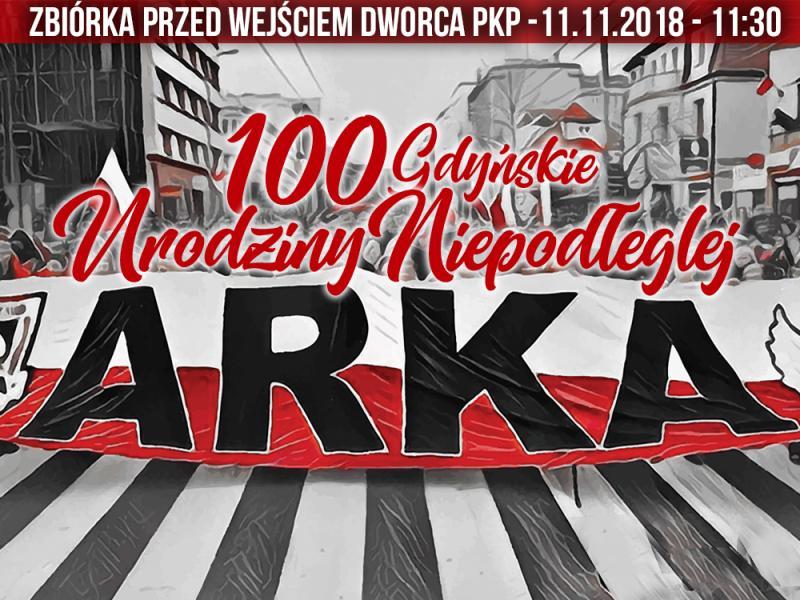 100. Gdyńskie Urodziny Niepodległej