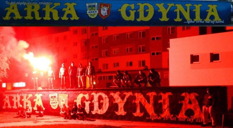 Arka Gdynia Człuchów - opis FC