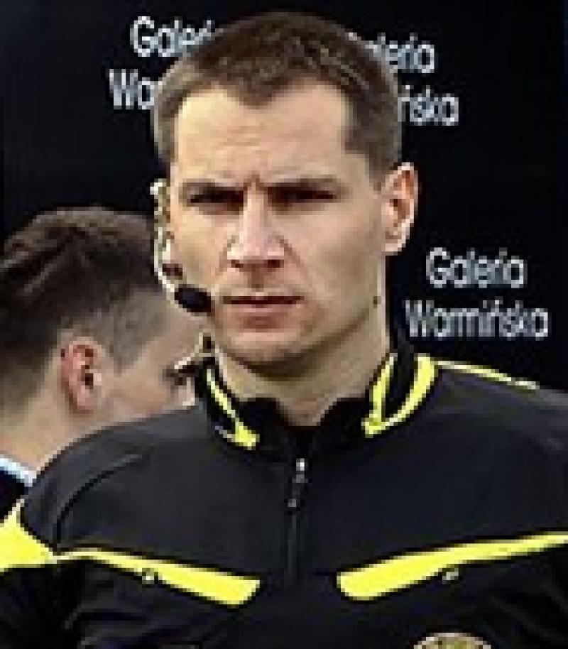 Kwiatkowski sędzią meczu Wisła - Arka