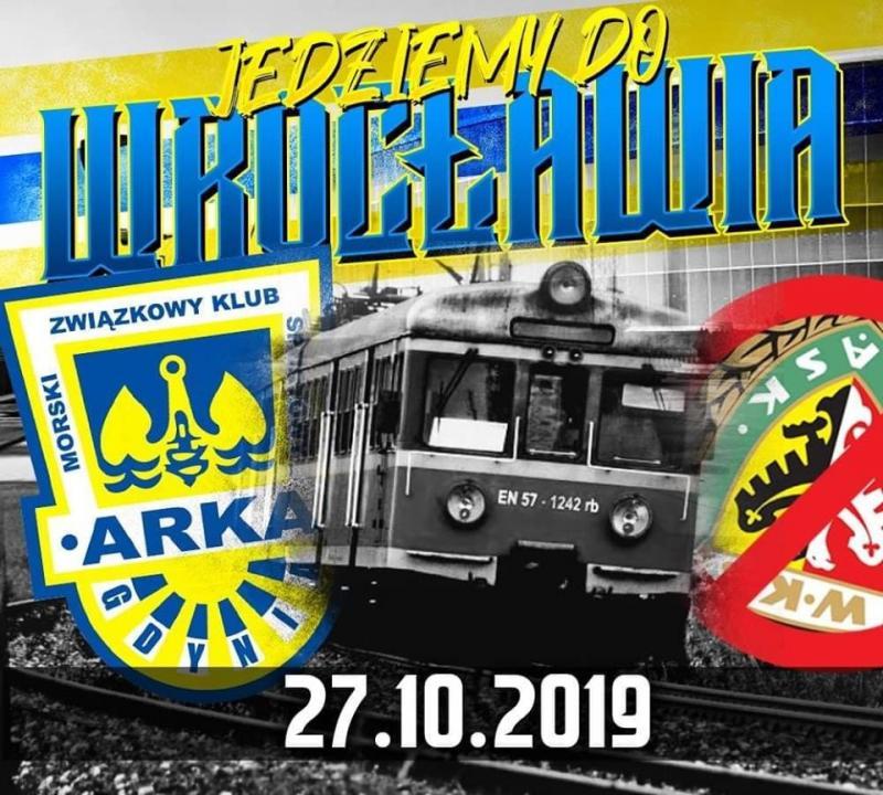 Wyjazd do Wrocławia odwołany - wojewoda zamknął sektor gości