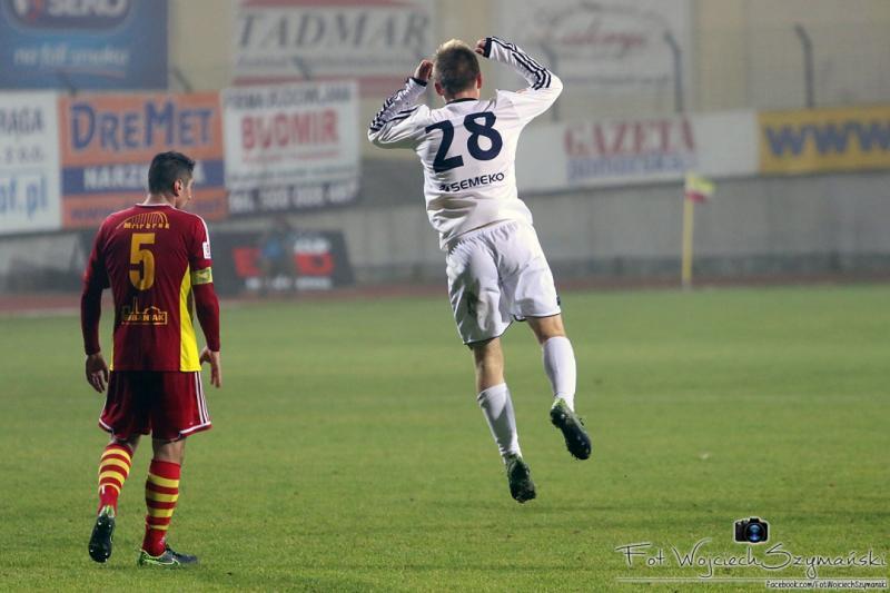 Wypożyczeni: Gol Tomasiewicza w Pucharze Polski
