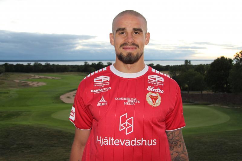 Douglas Bergqvist w Kalmar FF