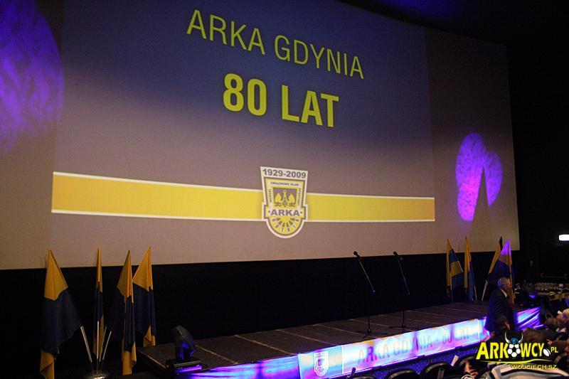Gala z okazji 80-lecia Arki