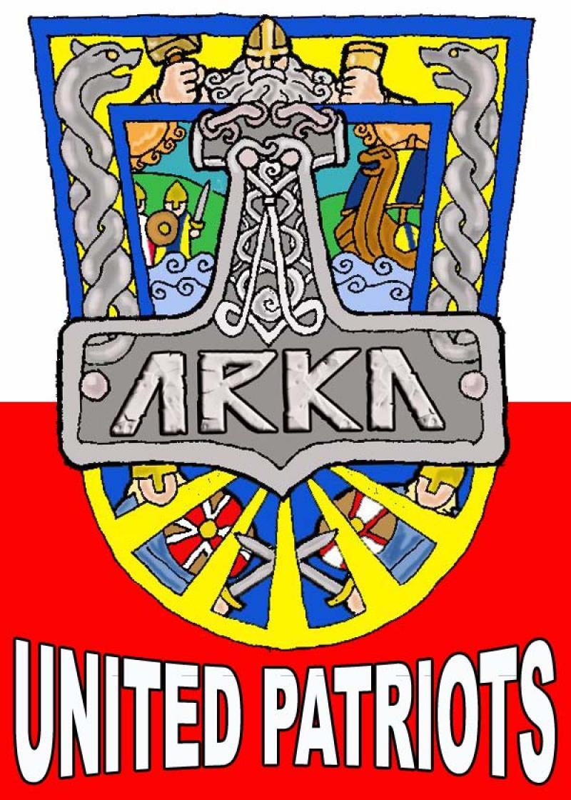 Domawiamy koszulki United Patriots - Cześć i Chwała Bohaterom