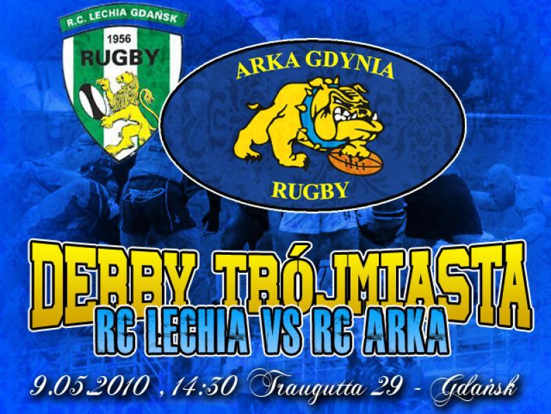 Rugby: Derby Trójmiasta w Gdańsku!