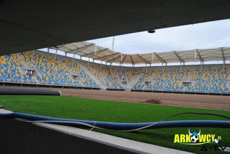 Do zobaczenia na nowym stadionie...